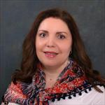 Lydia Zablotska, associate professor at UCSF Department of Epidemiology & Biostatistics