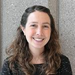 Nadia Diamond-Smith, assistant professor at UCSF Department of Epidemiology and Biostatistics
