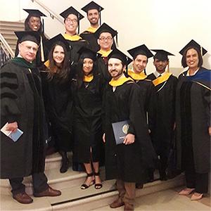 Masters Graduates