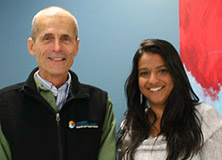Eric Vittinghoff and Megha Mehrotra